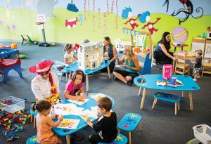 A Have-Fun Haven for Toddlers and Parents