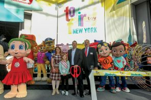 Toy Fair By the Numbers