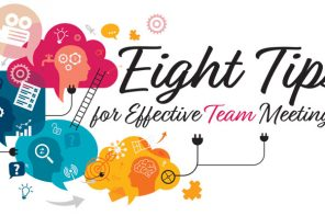 Eight Tips for Effective Team Meetings