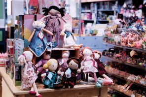 Survivors  of the  Stay-At-Home Summer 3 Toy Store Stories