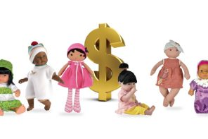 So Many Dolls to Sell